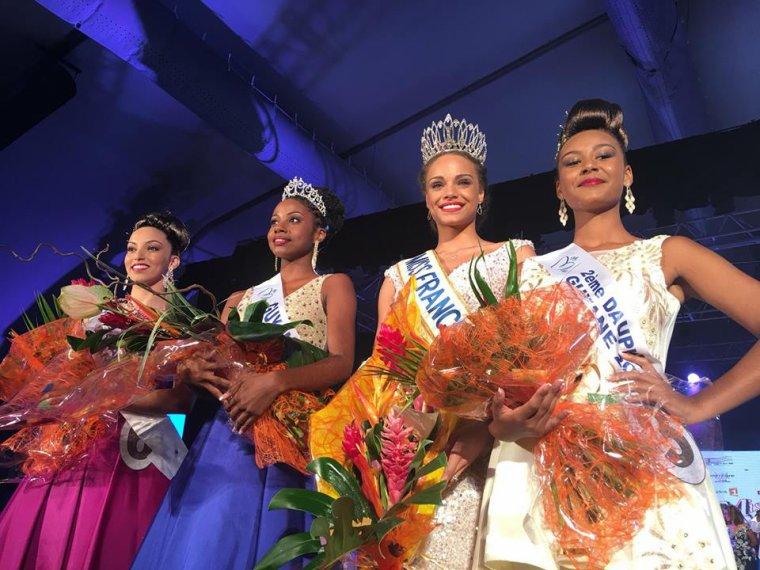 Miss Guyane 2017