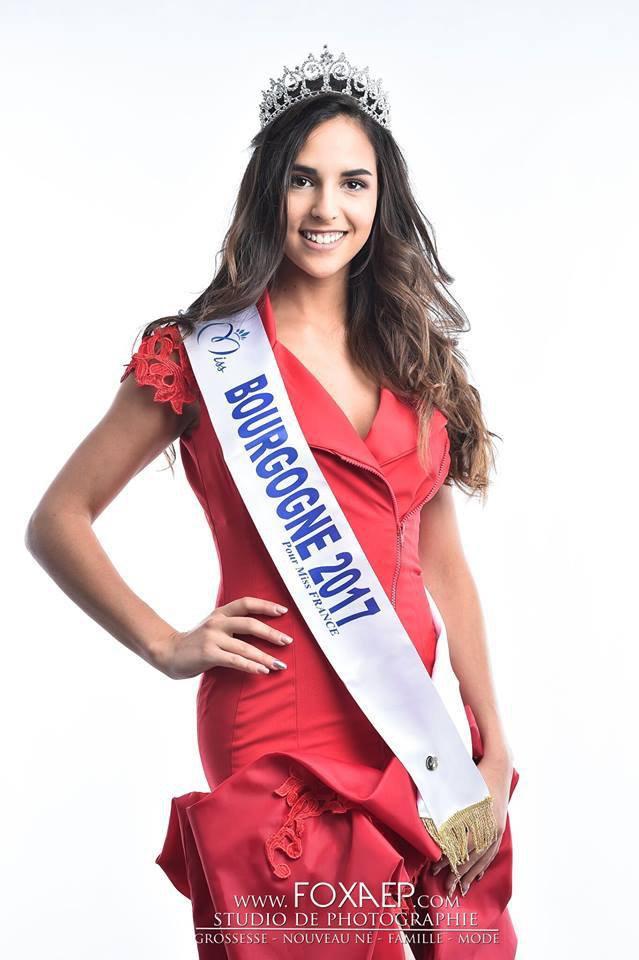 Photos officielles Miss Bourgogne 2017