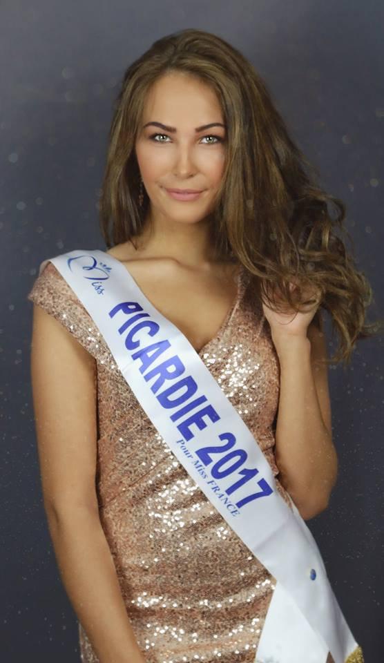 Photos officielles Miss Picardie 2017