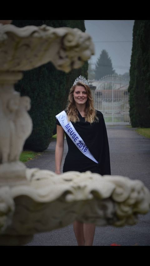 Interview de Victorine Rimlinger - Miss Meuse 2018 ♛