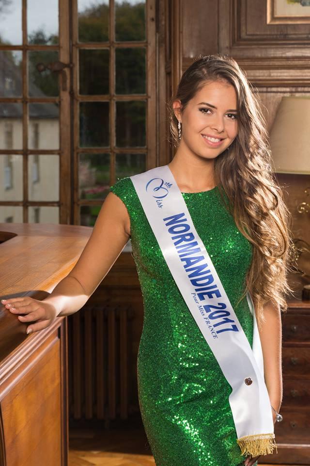 Photos officielles Miss Normandie 2017