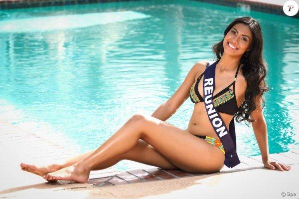 Portrait Miss Réunion 2017