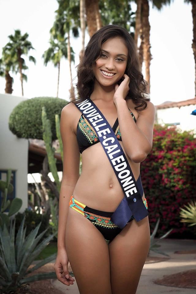 Portrait Miss Nouvelle-Calédonie 2017