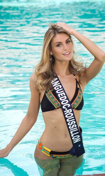 Portrait Miss Languedoc-Roussillon 2017