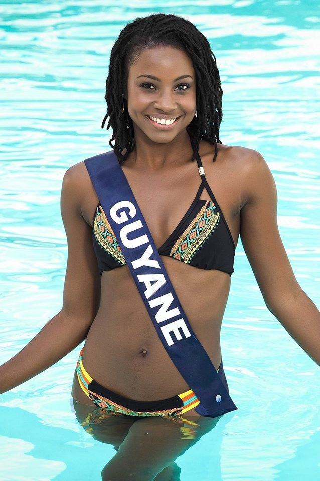 Portrait Miss Guyane 2017