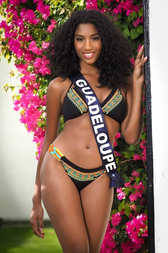 Portrait Miss Guadeloupe 2017