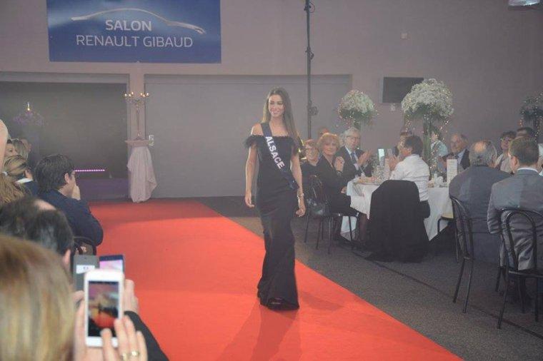 Préparation Miss France 2018
