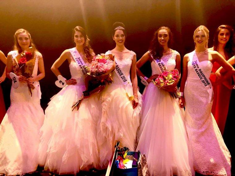 Miss Côte Basque 2018