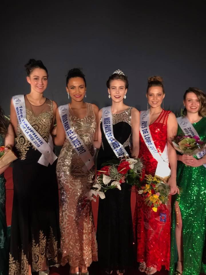 Miss Pays de la Mée 2018