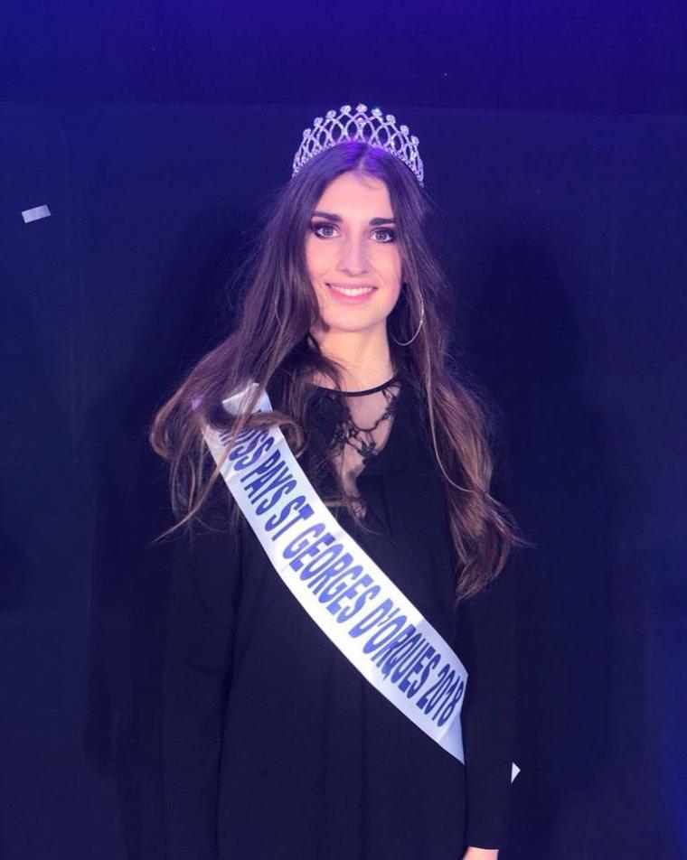 Miss Pays Saint Georges d'Orques 2018