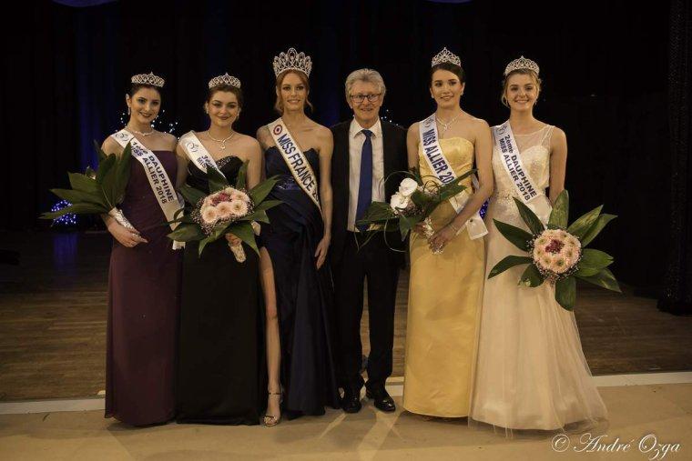Miss Allier 2018
