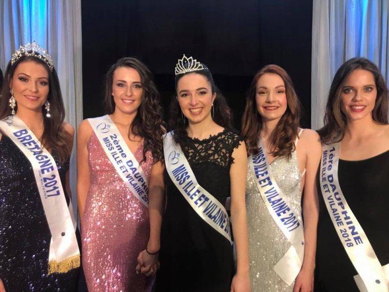 Miss Ille et Vilaine 2018