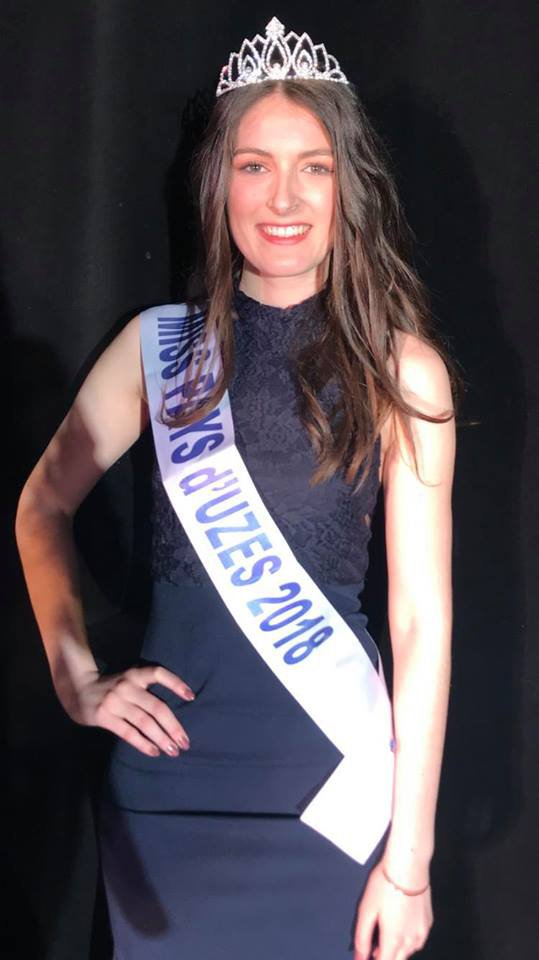 Miss Pays d'Uzès 2018