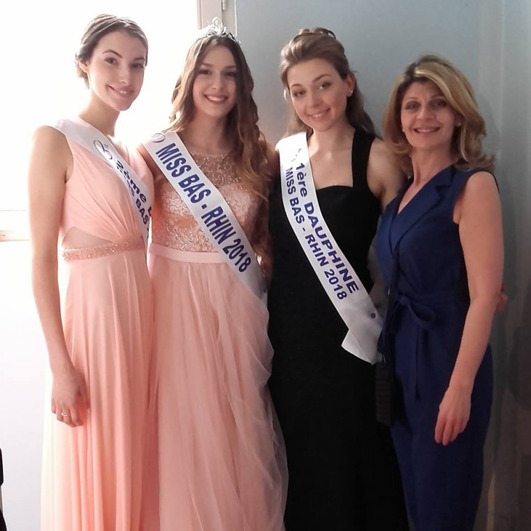 Miss Bas-Rhin 2018