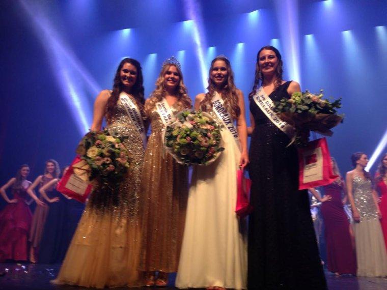 Miss Bordeaux 2018