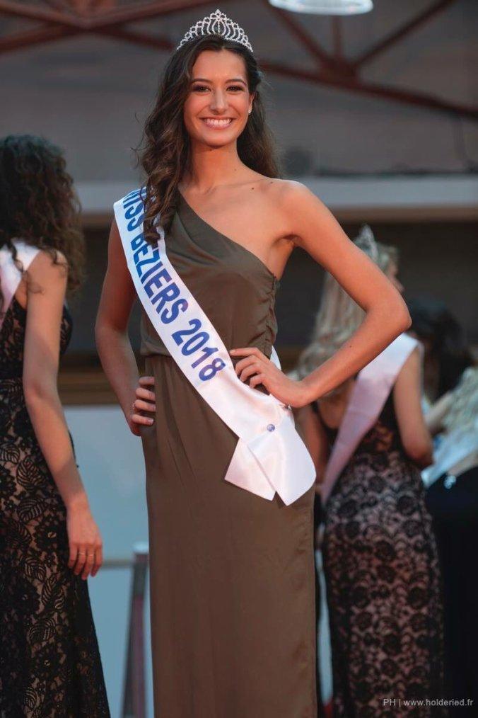 Miss Béziers 2018