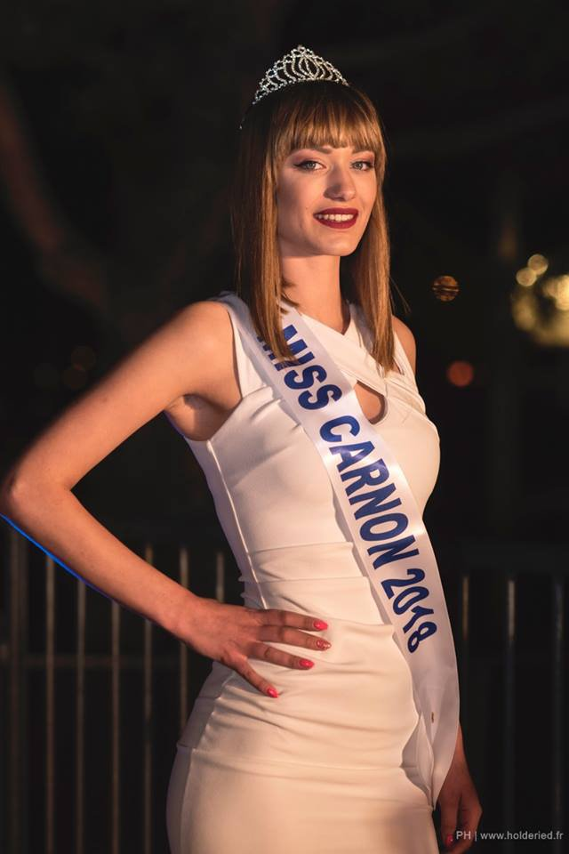 Miss Carnon 2018