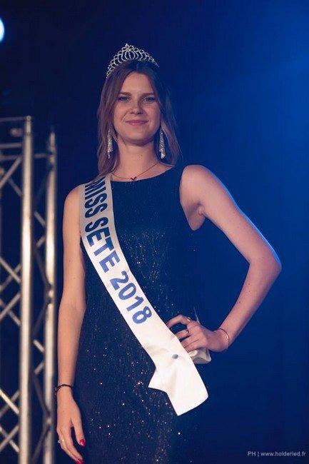 Miss Sète 2018