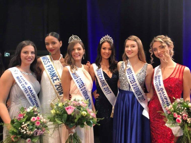 Miss Côte d'Armor 2018