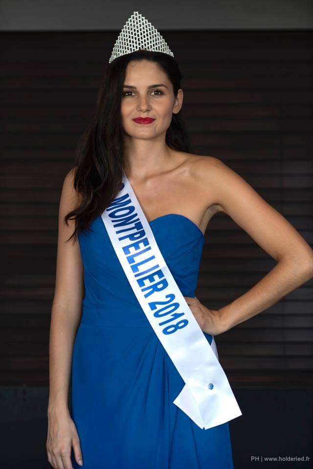 Miss Montpellier 2018