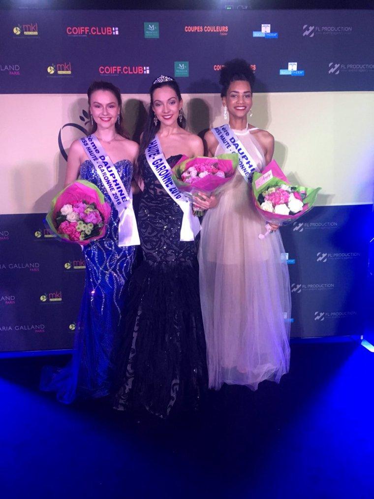 Miss Haute-Garonne 2018