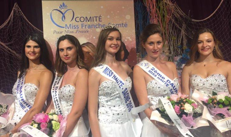 Miss Haute-Saône 2018