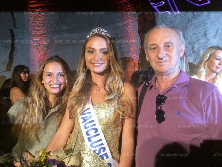 Miss Vaucluse 2018