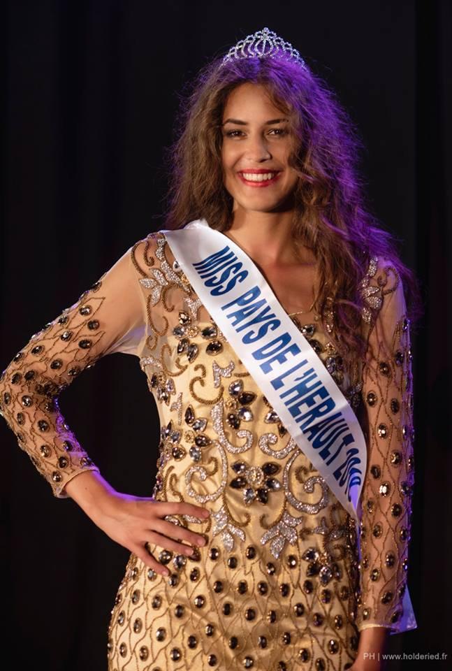 Miss Pays de l'Hérault 2018