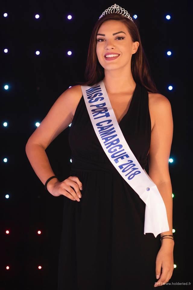 Miss Port Camargue 2018