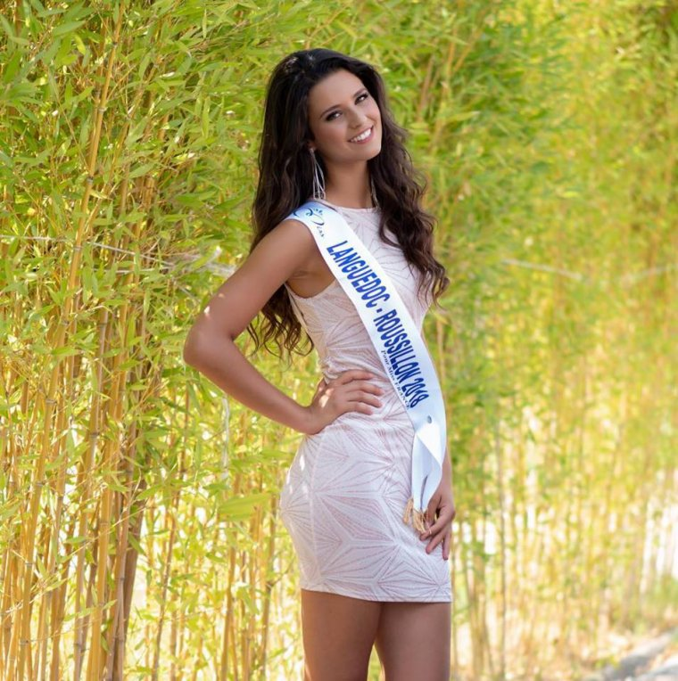 Miss Languedoc-Roussillon 2018