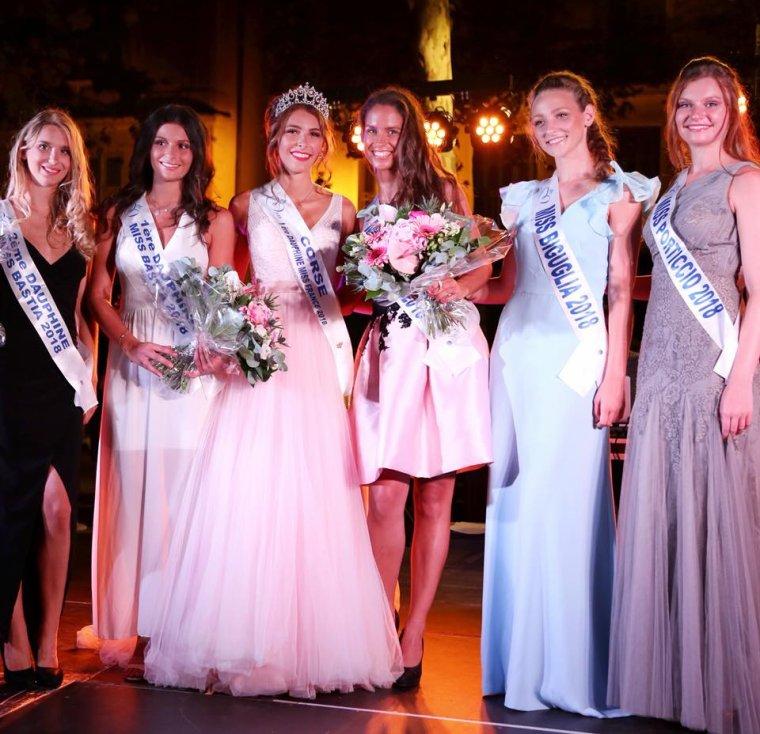 Miss Bastia 2018