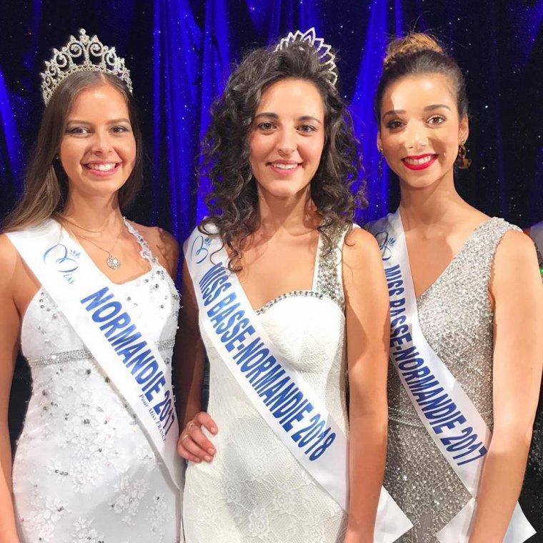 Miss Basse-Normandie 2018