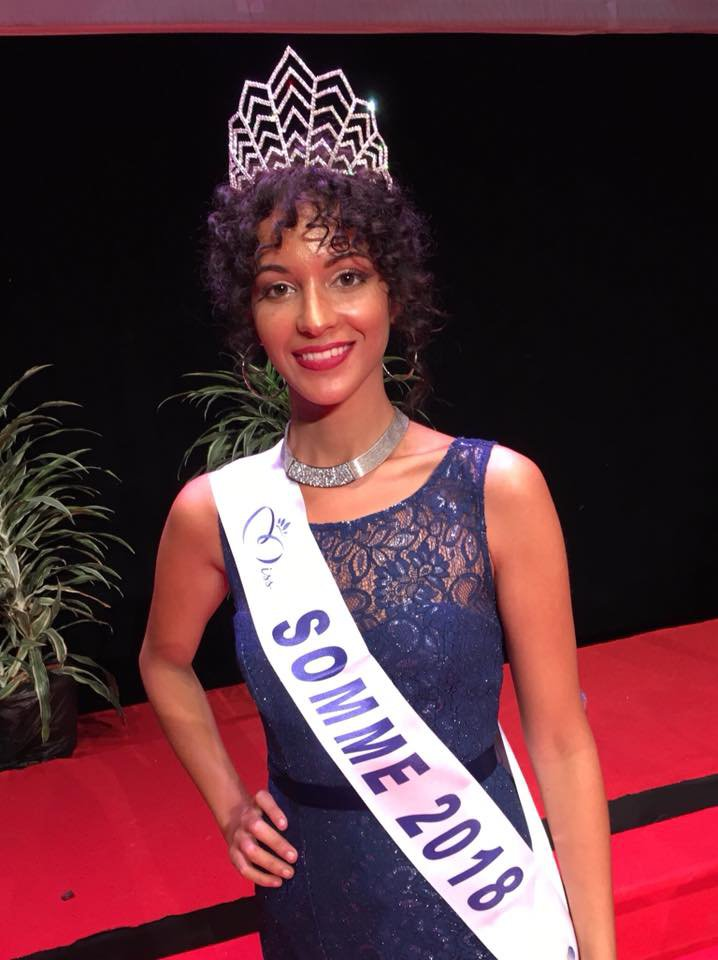 Miss Somme 2018