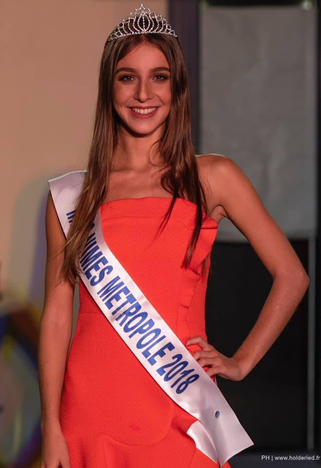 Miss Nîmes 2018