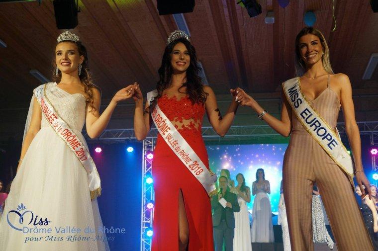 Miss Drôme Vallée du Rhône 2018