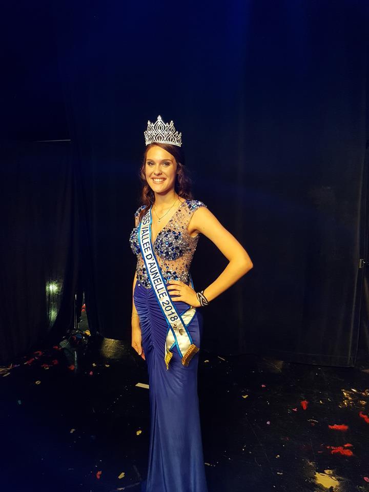 Miss Vallée d'Aunelle 2018