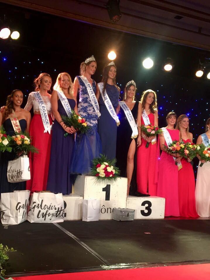 Miss Pays de Savoie 2018