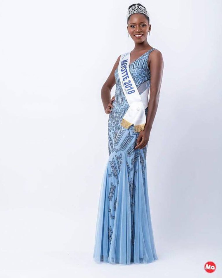 Miss Mayotte 2018