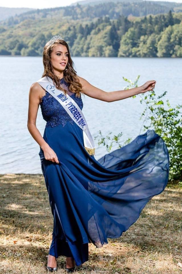 Miss Midi-Pyrénées 2018