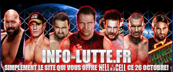 Qui va gagner a Hell In A Cell
