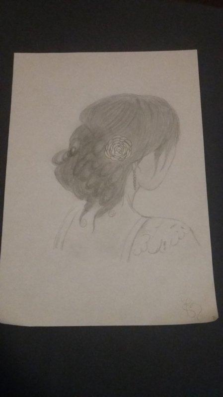 besoin d'avis sur mes dessin