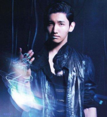 Max Chang Min ( DBSK)