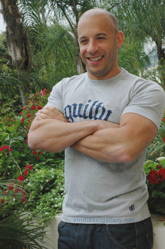 Vin Diesel - mon acteur préfèrer..