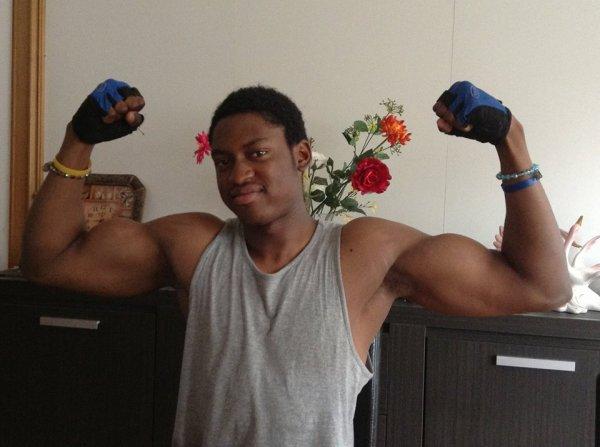 en mode muscle