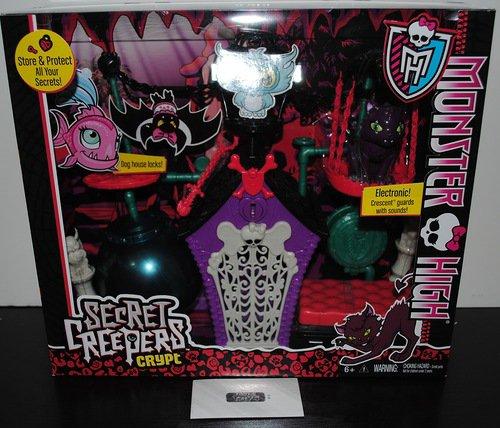 Animalerie Monster High