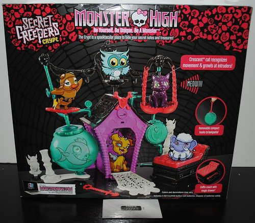 Animalerie Monster High