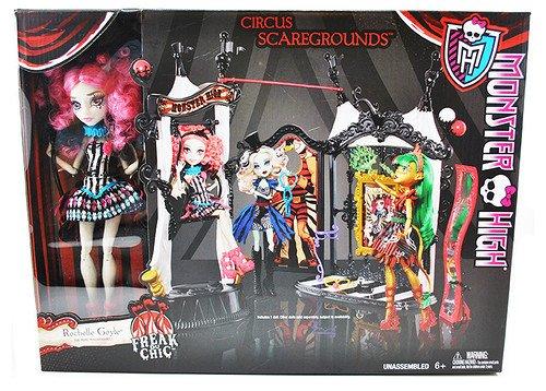 Circus Scareground