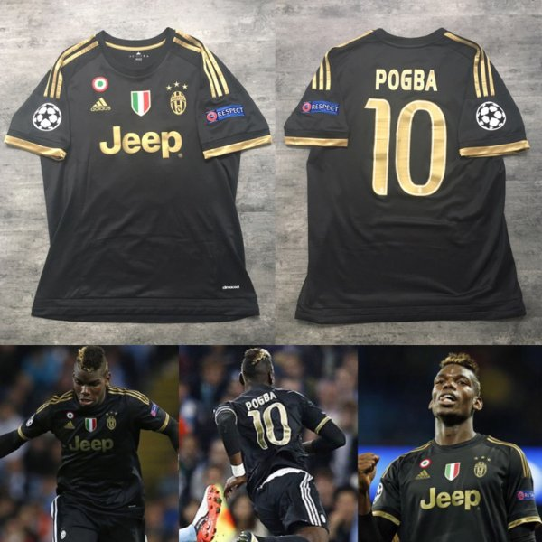 Maillot Paul POGBA vs Manchester City