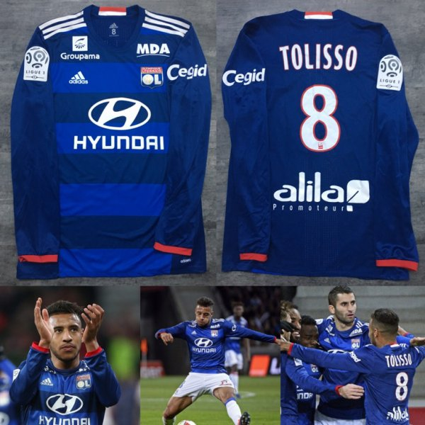 Maillot TOLISSO Ligue 1 RARE