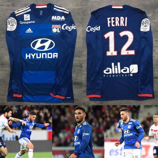 Maillot FERRI Ligue1 RARE